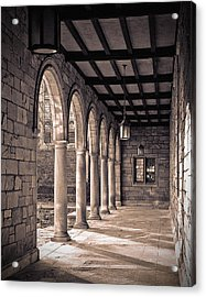 Law Quad Arches Acrylic Print