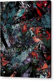 Layers Of Memories Acrylic Print