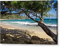 Lazy Day At The Beach Acrylic Print