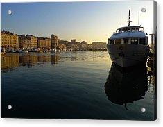 Le Vieux Port Marseille Acrylic Print
