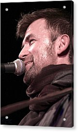Lead Singer - The Verve Pipe Acrylic Print by Kimberly Sokol