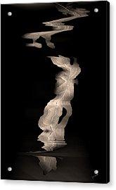 Leaves    Acrylic Print by Gerlinde Keating - Galleria GK Keating Associates Inc
