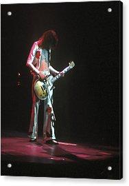 Led Zeppelin 3 Acrylic Print