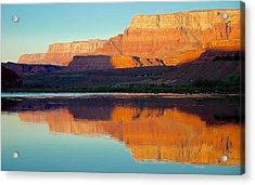 Lee's Ferry Acrylic Print