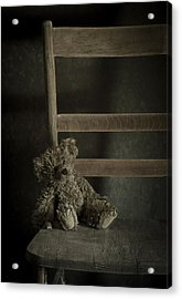 Left Behind Acrylic Print by Amy Weiss