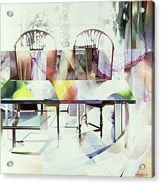 Legato Acrylic Print