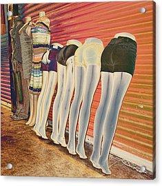 Legs 846a Acrylic Print