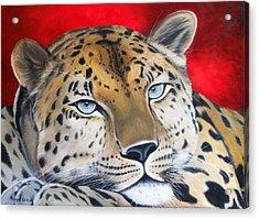 Leopardo Acrylic Print