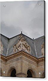 Les Invalides - Paris France - 011314 Acrylic Print