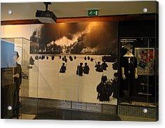 Les Invalides - Paris France - 011338 Acrylic Print