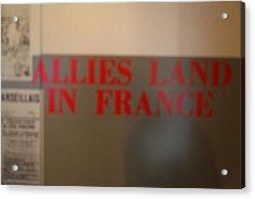 Les Invalides - Paris France - 011350 Acrylic Print by DC Photographer