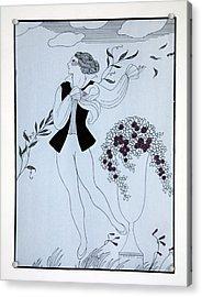 Les Sylphides Acrylic Print