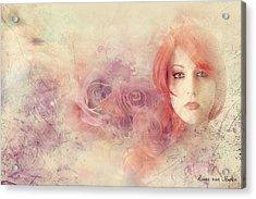 Let Me Go  Acrylic Print by Riana Van Staden