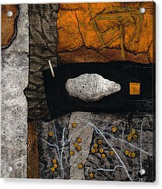 Let Nature Enter Your Body  Acrylic Print by Laura  Lein-Svencner