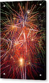 Let Us Celebrate Acrylic Print by Garry Gay