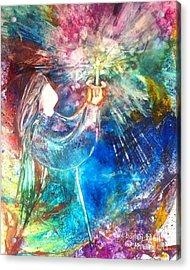 Let Your Light Shine Acrylic Print