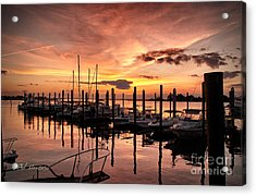 Acrylic Print featuring the photograph Let Your Light Shine by Phil Mancuso