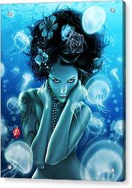 Leviathan Acrylic Print