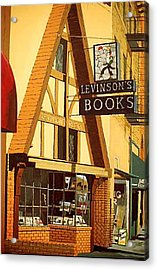 Levinson's Acrylic Print by Paul Guyer