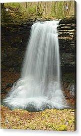 Lewis Falls #2 Acrylic Print