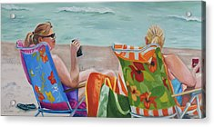 Ladies' Beach Retreat Acrylic Print