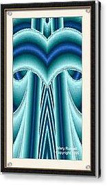 Liberty Balance Acrylic Print