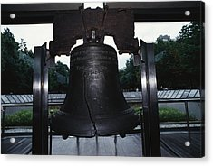 Liberty Bell Philadelphia Pa Acrylic Print by Panoramic Images