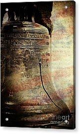 Liberty Bell Acrylic Print