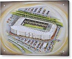 Liberty Stadium - Swansea City Acrylic Print