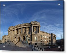 Library Of Congress - Washington Dc - 011324 Acrylic Print by DC Photographer