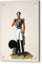 Lieutenant Thomas Myddleton Biddulph Acrylic Print