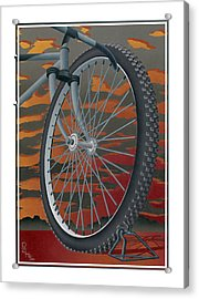 Life Altering Experience Acrylic Print by Ron Haas