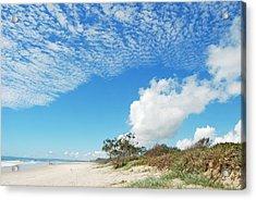 Acrylic Print featuring the photograph Life Is A Beach by Ankya Klay
