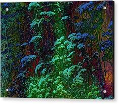 Life Acrylic Print by Lenore Senior