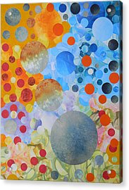 Life The Universe And Everything Acrylic Print by Adel Nemeth
