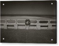 Acrylic Print featuring the photograph Lifebuoy by Amarildo Correa