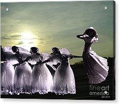 Lift Up Your Spirit Acrylic Print