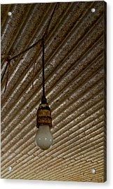 Light And Rays Acrylic Print by Odd Jeppesen