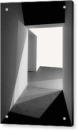 Light And Shadows Acrylic Print by Inge Schuster