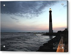 Light At Dawn Acrylic Print