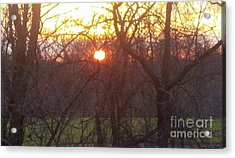 Light At Sunrise Acrylic Print