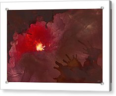 Light At The End Of The Tunnel Acrylic Print by Craig Tinder