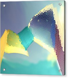 Light Box Acrylic Print