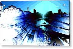 Light Acrylic Print by David Alvarez