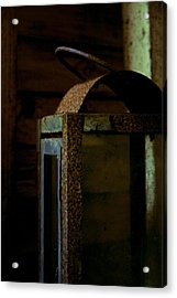 Light Decay Acrylic Print by Odd Jeppesen