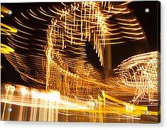 Light Fandango Acrylic Print