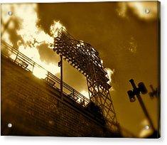 Light  Fenway Park Acrylic Print
