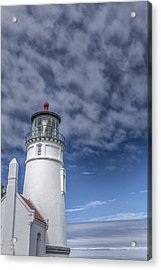 Light In The Sky Acrylic Print by Jon Glaser