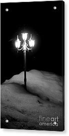 Light My Way  Acrylic Print by Sarah Mullin