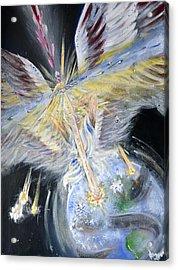 Light Of Awakening Acrylic Print